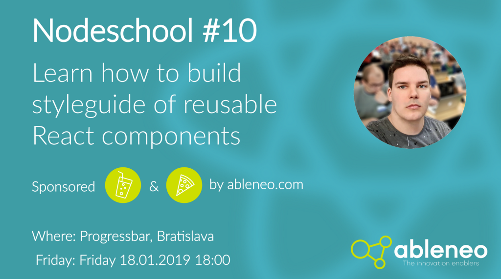 javascript-course - nodeschool-10-learn-how-to-build-styleguide-of-reusable-react-components